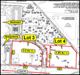 Lot 3-2.0 Ac Next Door To Walgreens