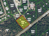 2.5 Acres Vacant Commercial Land For Sale