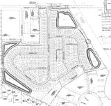 154 Lot Subdivision Platted & Approved
