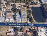 Rare Vacant Lot For Sale on Creighton Rd